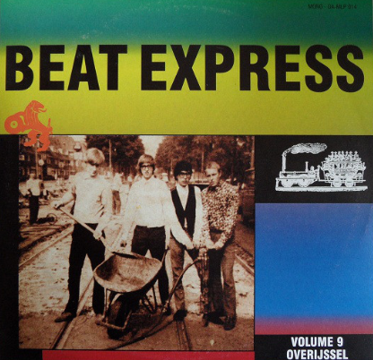 Various – Beat Express Volume 9 Overijssel : 60's Dutch Garage Rock Pop Psych Music Compilation